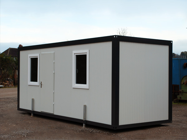 Portable cabins containers countrywide construction for Portable shed office